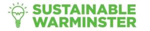 SustainableWarminster main logo